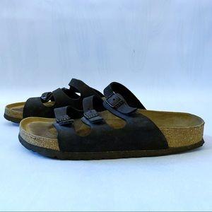Birkenstock Shoes - Birkenstock Women's Florida Sandal **AS IS**